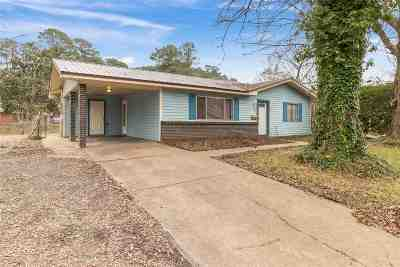 Pearl Single Family Home Contingent/Pending: 4364 Nancy St