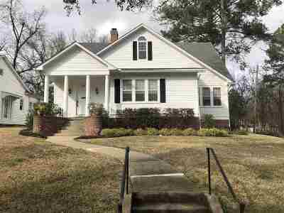 Jackson Single Family Home For Sale: 846 Belhaven St