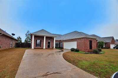 Pearl Single Family Home For Sale: 310 E Magnolia Pl
