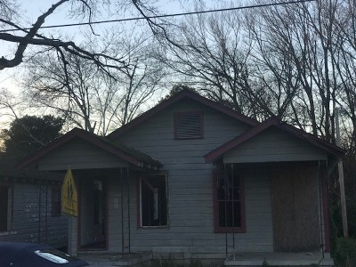 Jackson Single Family Home For Sale: 1521 25 Valley St