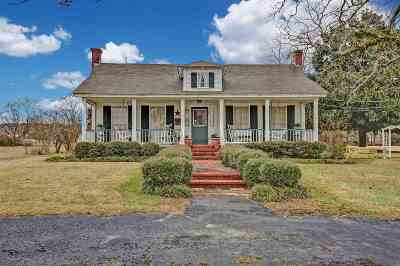 Florence, Richland Single Family Home Contingent/Pending: 408 Mullican Rd