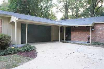 Jackson Single Family Home For Sale: 5321 Ridgewood Rd
