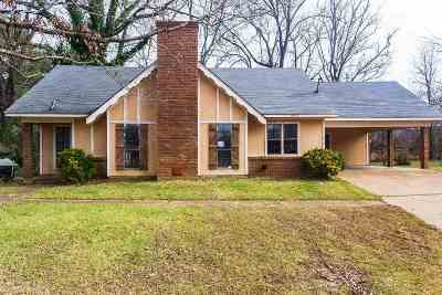 Clinton Single Family Home Contingent/Pending: 1082 Cherry Stone Cir