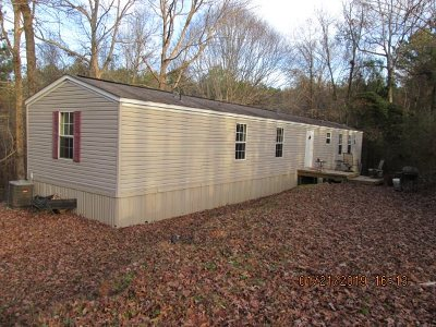 Leake County Mobile/Manufactured For Sale: 621 Low Head Dam Rd
