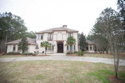 Ridgeland Single Family Home For Sale: 304 Inverness Cv