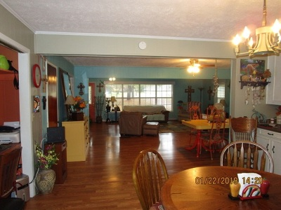 Hinds County Single Family Home For Sale: 173 Parks Rd