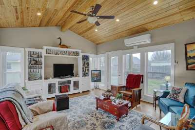 Flowood Single Family Home Contingent/Pending: 107 Evergreen Way