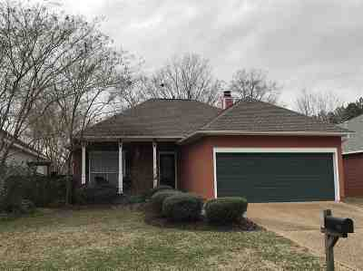 Madison Single Family Home Contingent/Pending: 1037 Bridgeport Dr