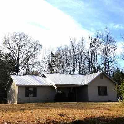 Scott County Single Family Home Contingent/Pending: 397 Futch Rd