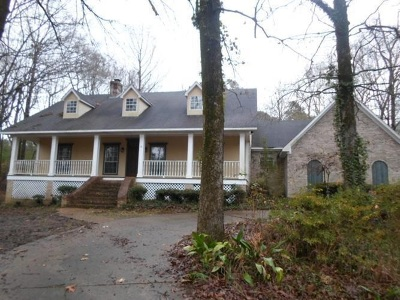 Hinds County Single Family Home Contingent/Pending: 124 Springdale Dr