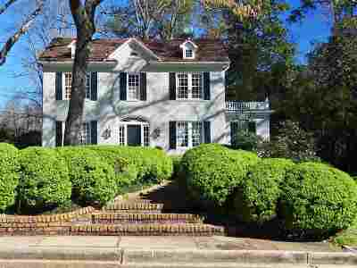 Hinds County Single Family Home For Sale: 646 Seneca Ave