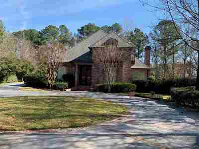 Ridgeland Single Family Home For Sale: 100 Woodmont Way