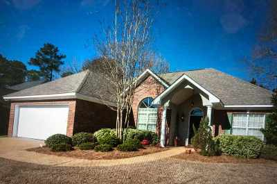 Hinds County Single Family Home Contingent/Pending: 5976 Libby Ln