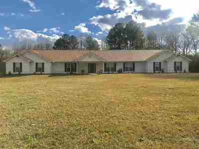 Newton County Single Family Home For Sale: 13807 Highway 489 None