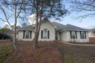 Brandon Single Family Home For Sale: 1019 Cumberland Dr