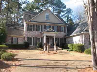 Madison Single Family Home For Sale: 105 Adderley Blvd