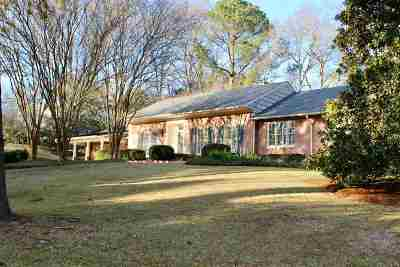 Jackson Single Family Home Contingent/Pending: 2636 Lake Circle