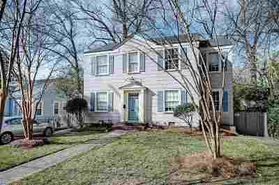 Jackson Single Family Home For Sale: 1609 Lyncrest Ave