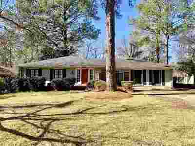 Jackson Single Family Home For Sale: 4233 Berlin Dr
