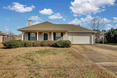 Brandon Single Family Home Contingent/Pending: 758 Whipporwill Dr