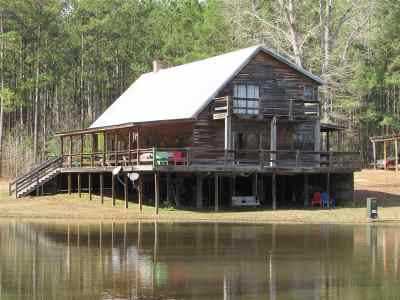 Simpson County Single Family Home For Sale: 220 Hope Little Rd