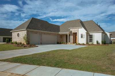 Flowood Single Family Home Contingent/Pending: 1004 Sapphire Xing