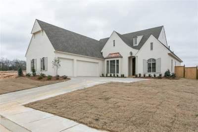 Flowood Single Family Home For Sale: 154 Latter Rayne Dr