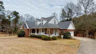 Mendenhall Single Family Home For Sale: 120 Deer Creek Cv