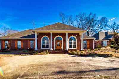 Brandon Single Family Home For Sale: 92 Woodlands Green Dr