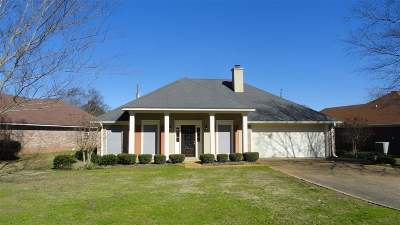 Brandon Single Family Home For Sale: 129 Holmar Dr