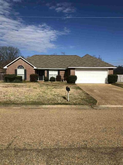 Byram Single Family Home Contingent/Pending: 7256 Tumbleweed Dr