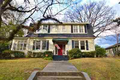 Jackson Single Family Home For Sale: 820 Euclid Ave