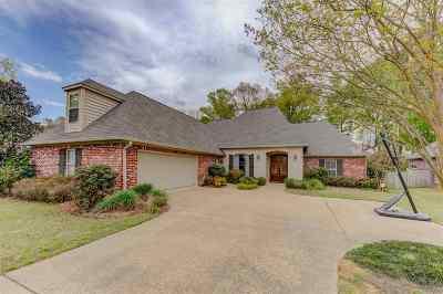 Canton Single Family Home For Sale: 113 Bear Creek Cir