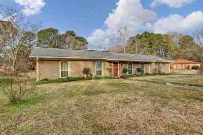 Clinton Single Family Home Contingent/Pending: 200 Indian Mound Dr