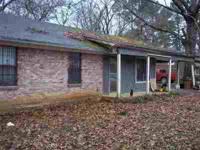Madison County Single Family Home Contingent/Pending: 240 North Jackson St