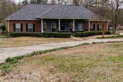 Brandon Single Family Home For Sale: 100 Ashley Cv