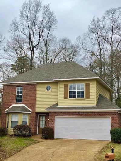 Clinton Single Family Home For Sale: 102 Cavitt Cv