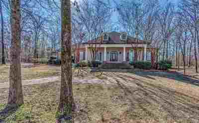 Madison Single Family Home For Sale: 287 Green Oak Ln