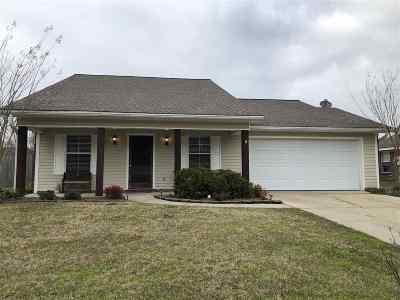 Brandon Single Family Home For Sale: 233 Crosscreek Dr