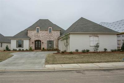 Flowood Single Family Home Contingent/Pending: 1433 Ruby Pointe