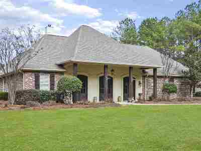 Canton Single Family Home For Sale: 190 Deerwood Crossing