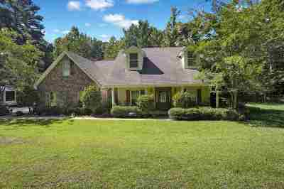 Rankin County Single Family Home For Sale: 133 Evergreen Dr