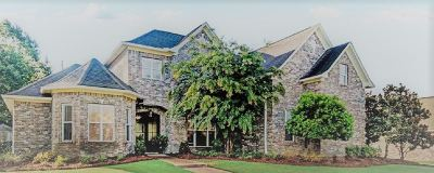 Rankin County Single Family Home Contingent/Pending: 413 Glen Oaks Dr