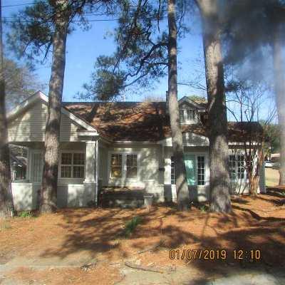 Jackson Single Family Home For Sale: 1032 Pinehurst Pl
