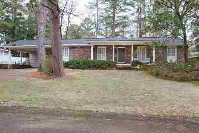 Jackson Single Family Home For Sale: 4644 Katherine Blvd