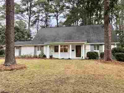 Jackson Single Family Home For Sale: 2210 Bellingrath Rd