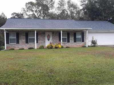 Neshoba County Single Family Home Contingent/Pending: 10130 Hwy 488 Hwy