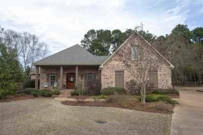 Madison Single Family Home For Sale: 202 Ashton Pl