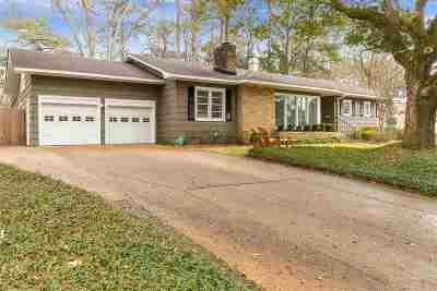 Jackson Single Family Home For Sale: 3942 Old Canton Ln