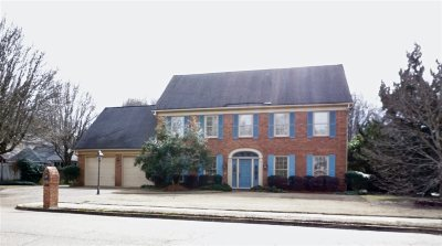 Jackson Single Family Home Contingent/Pending: 69 N Crownpointe Dr
